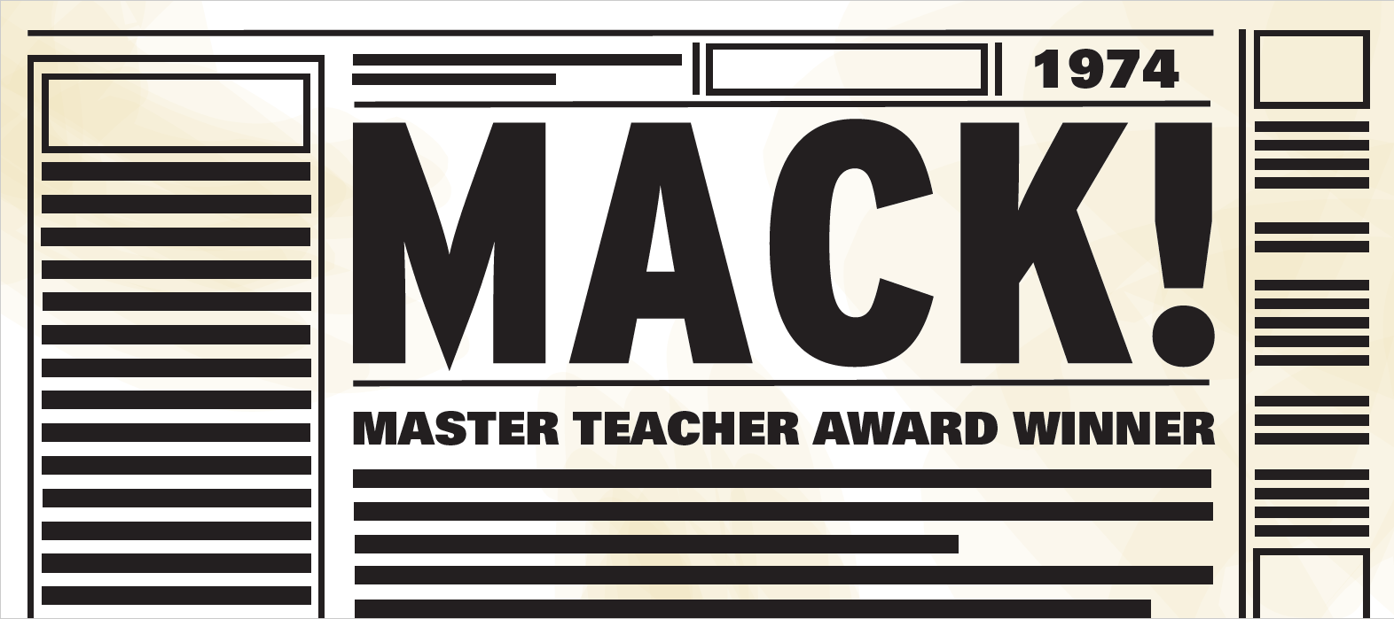 Mack sign