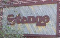 Stange sign