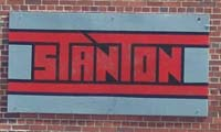 Stanton sign